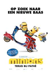 Minions (Nederlandse versie)