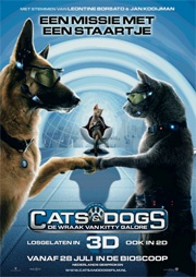 Cats & Dogs: De Wraak Van Kitty Galore
