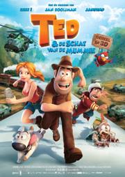 Ted & de Schat van de Mummie 3D