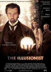 Filmposter The Illusionist