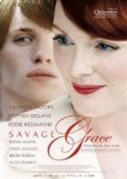 Filmposter Savage Grace