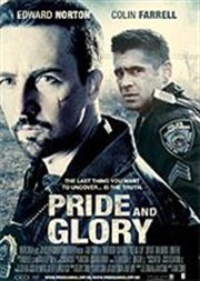 Filmposter Pride & Glory