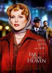 Filmposter Far From Heaven