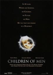 Filmposter Children Of Men