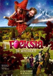 Filmposter Foeksia De Miniheks