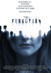 Filmposter The Forgotten