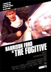 Filmposter The Fugitive