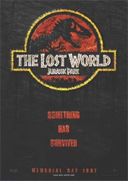 Filmposter The Lost World: Jurassic Park