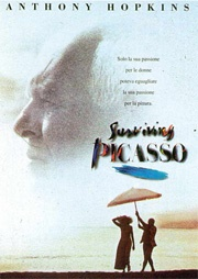 Filmposter Surviving Picasso