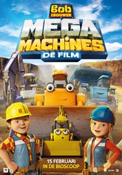 Bob de Bouwer - Mega Machines
