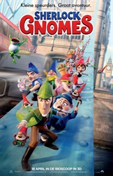 Sherlock Gnomes (Nederlandse versie)