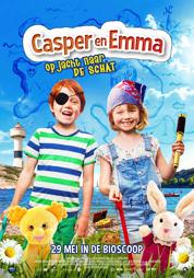 Casper & Emma op jacht naar de schat