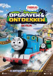 Thomas de Stoomlocomotief, Opgraven & Ontdekken