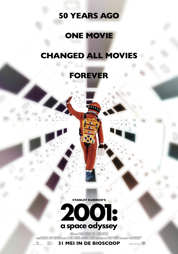 2001: A Space Odyssey - 50th Anniversary