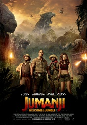 poster Jumanji: Welcome to the Jungle