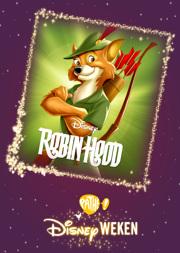 Robin Hood (Originele versie) - Pathé Disneyweken