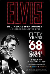 Elvis: '68 Comeback Special 50th Anniversary