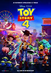 Toy Story 4 (Nederlandse versie)