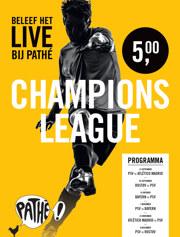 Champions League 2016/17 PSV - FC Bayern München