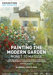 EOS: Painting the Modern Garden - Monet to Matisse