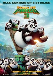 Kung Fu Panda 3 (Originele versie)
