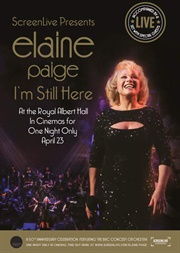 Elaine Paige Live at the Royal Albert Hall