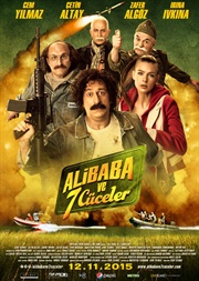 Ali Baba ve 7 Cuceler