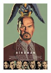 Filmposter Birdman