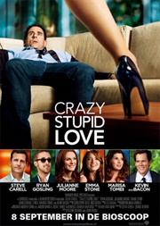 Filmposter Crazy, Stupid, Love.