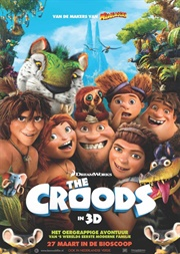 The Croods 3D (OV)