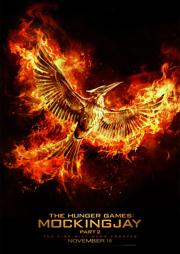 Filmposter The Hunger Games: Mockingjay - Part 2