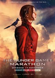 Filmposter The Hunger Games: Mockingjay Part 1 & 2