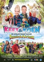 Keet & Koen: De Speurtocht Naar Bassie & Adriaan