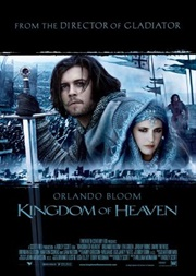 Filmposter Kingdom Of Heaven