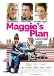 Filmposter Maggie's Plan