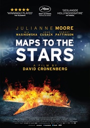 Filmposter Maps to the Stars
