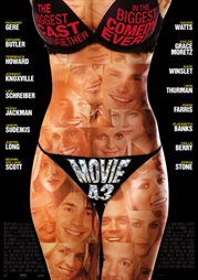 Filmposter Movie 43