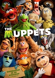 Filmposter The Muppets (NL)