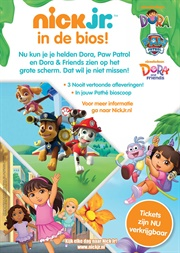Nick Jr. in de Bios (2015)