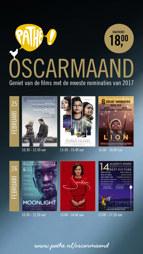 Pathe Oscarweekend 2017 (Zondag 26 februari)