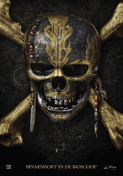 poster Pirates of the Caribbean: Salazar's Revenge
