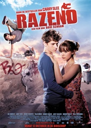 Filmposter Razend