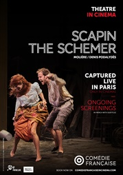 Comedie Francaise: Scapin the Scemer