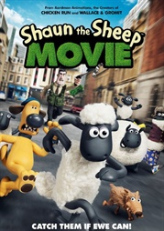 Shaun The Sheep Movie (Originele Versie)