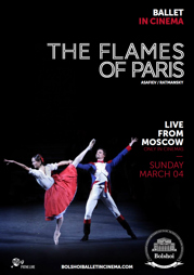The Flames of Paris (2018) (live)