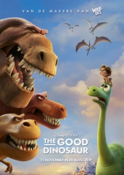 The Good Dinosaur (Nederlandse versie)