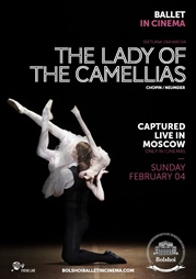 The Lady of the Camellias (2018)