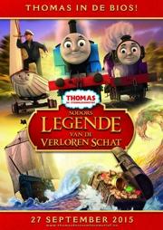 Thomas en de Verloren Schat