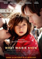 Filmposter What Maisie Knew
