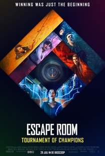 Escape Room: TourNaamnt of Champions